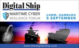 Digital Ship Maritime Cyber Resilience Forum @ SMM 2018
